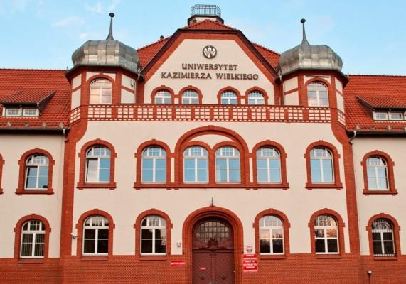 Навчання в Університеті Казімєжа Великого м.Бидгощ Польща 2017