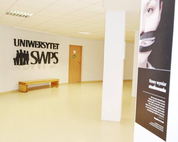 Навчання в Університеті гуманітарно-суспільних наук (SWPS) Варшава